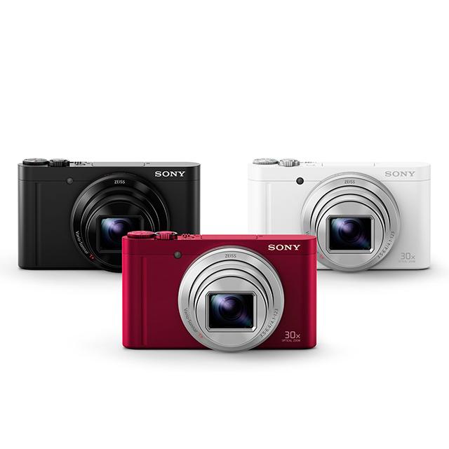 SONY 數位相機 DSC-WX500(公司貨)