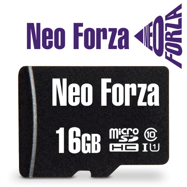 Neoforza 凌航 microSDHC class 10/UHS-1 16GB 記憶卡
