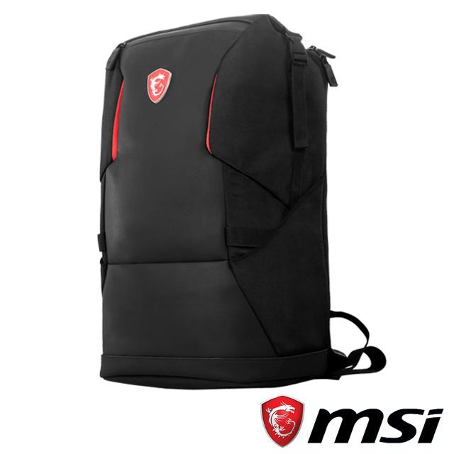 MSI微星 電競後背包-城市襲擊者 Urban Raider Backpack