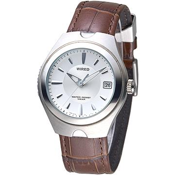 ALBA WIRED 自我風格時尚男錶