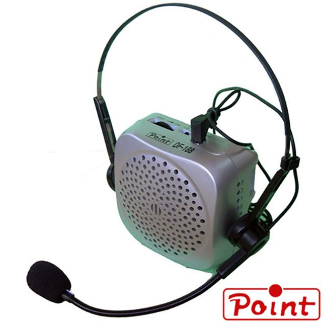 波音特DF-188教學擴音機(5W輕巧型),全新筆電級電池,專業解說員、教師授課必備(麥克風,小蜜蜂,揚聲器)