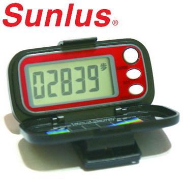 SUNLUS 四合一多功能計步器
