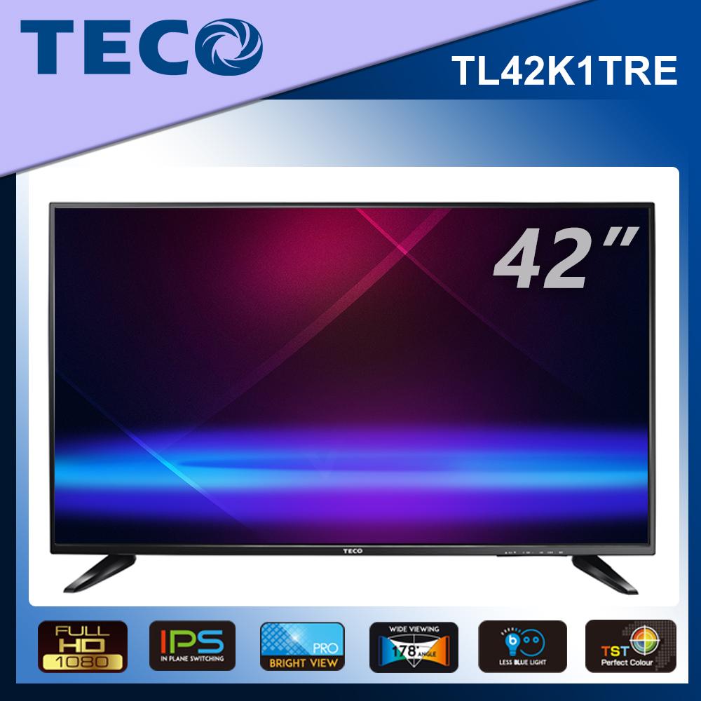 TECO東元 42吋 液晶顯示器 TL42K1TRE