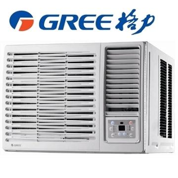GREE格力R410定頻右吹式窗型冷氣【GWF-23D】