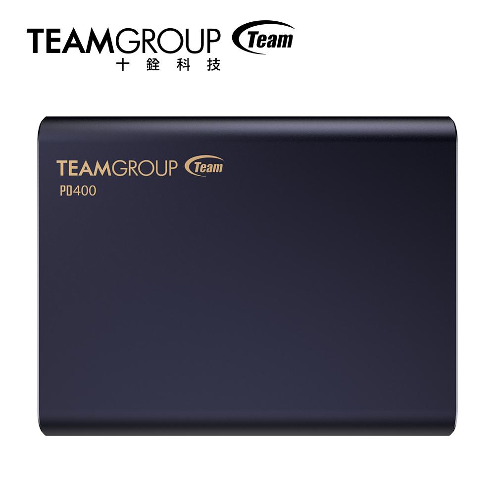 TEAM 十銓 PD400 960GB Type C SSD 外接式固態硬碟