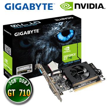 技嘉 GV-N710D3-2GL 顯示卡