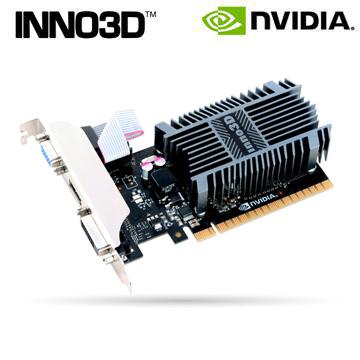 映眾Inno3D GeForce GT 710 1GB SDDR3 顯示卡
