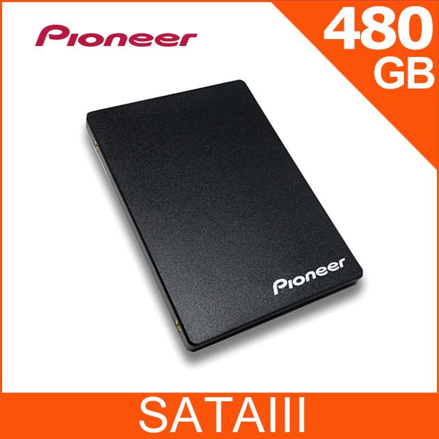 Pioneer APS-SL3N 480GB SATAIII固態硬碟
