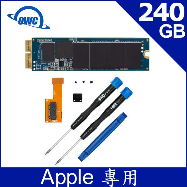 OWC Aura N ( 240GB NVMe SSD ) 適用於 Mac mini 2014 年末