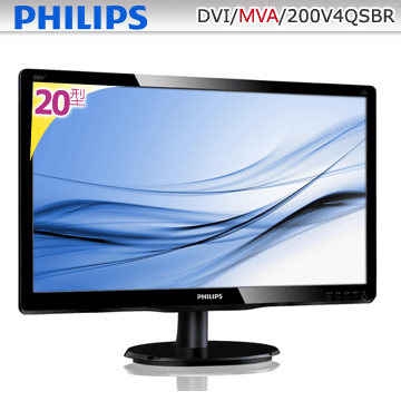 PHILIPS 200V4QSBR
