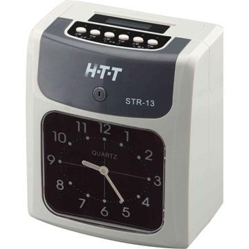 HTT 六欄位打卡鐘 STR-13