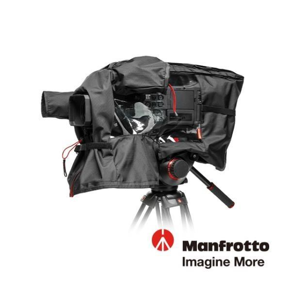 Manfrotto 旗艦級 攝影機雨衣 MBPL-RC-10