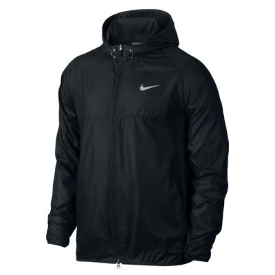 Nike Golf 防風 超輕 長袖連帽 外套-黑 726569-010