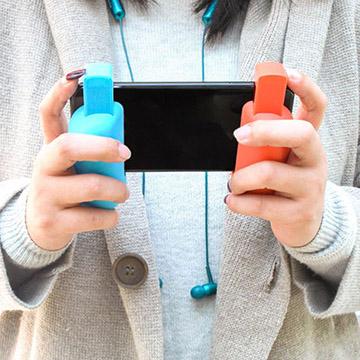 手機夾持式伸縮遊戲手把/遊戲手柄