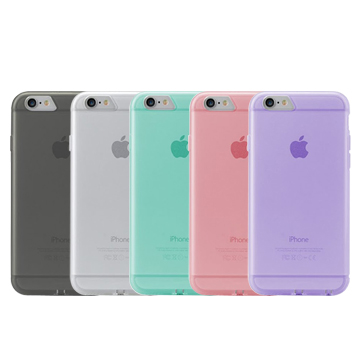 Tunewear Softshell iPhone6S TPU保護殼