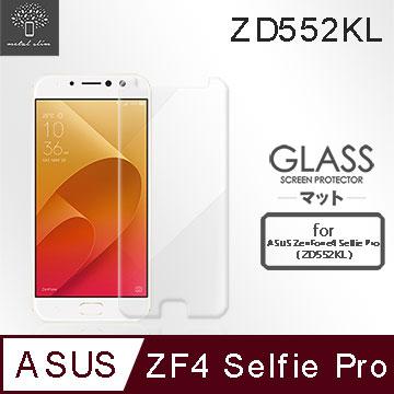 Metal-Slim ASUS ZenFone 4 Selfie Pro(ZD552KL) 9H鋼化玻璃保護貼