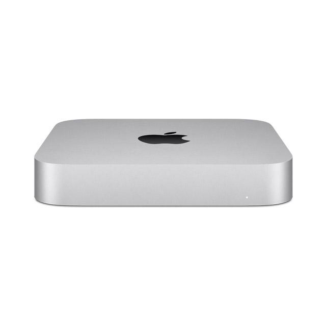 Mac mini: Apple M1 chip with 8‐core CPU and 8‐core GPU, 256GB SSD (MGNR3TA/A)