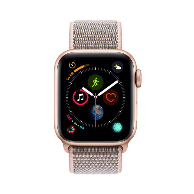 APPLE WATCH S4 40 G AL PS SL GPS-TWN-(MU692TA/A)