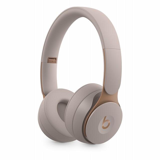 Beats Solo Pro Wireless 頭戴式降噪耳機 - 灰色 Grey (MRJ82ZP/A)
