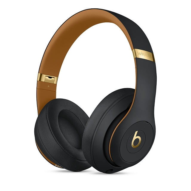 Beats Studio3 Wireless 頭戴式耳機 - 午夜黑