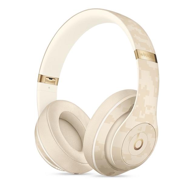 Beats Studio3 Wireless 頭戴式耳機 - 迷彩沙