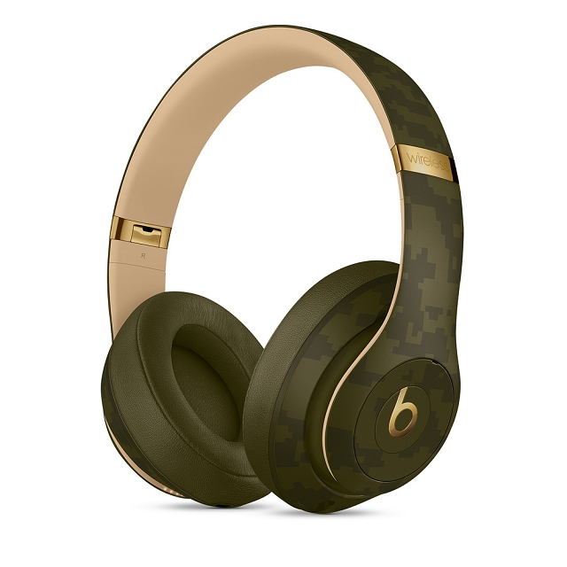 Beats Studio3 Wireless 頭戴式耳機 - 森林綠