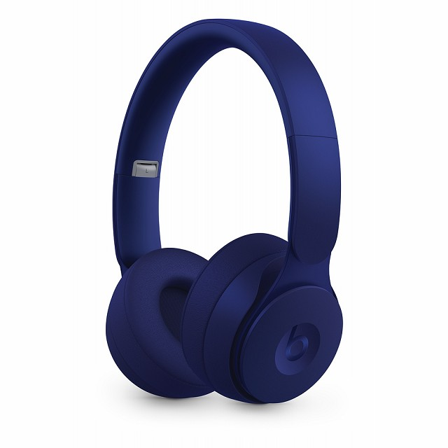 Beats Solo Pro Wireless 頭戴式降噪耳機 - 深藍色 Dark Blue (MRJA2ZP/A)