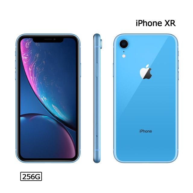 Apple iPhone XR (256G)-藍色(MRYQ2TA/A)