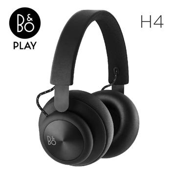 B&O PLAY H4 藍牙無線耳罩式耳機 尊爵黑