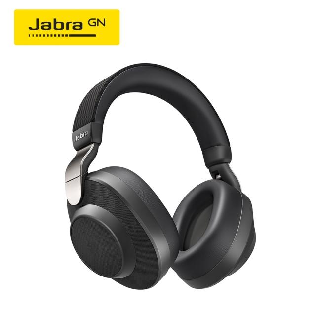 Jabra Elite 85h 頭戴式智能降噪藍牙耳機(鈦黑)
