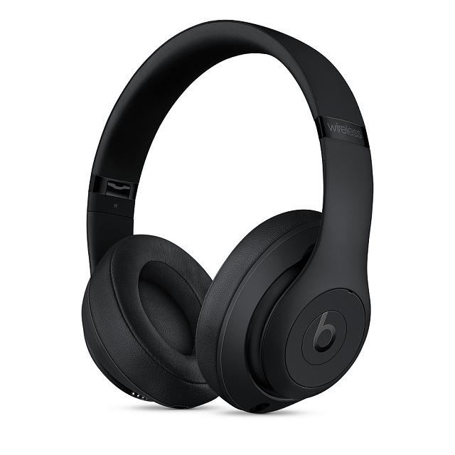 Beats Studio3 Wireless 頭戴式耳機 - 霧黑色