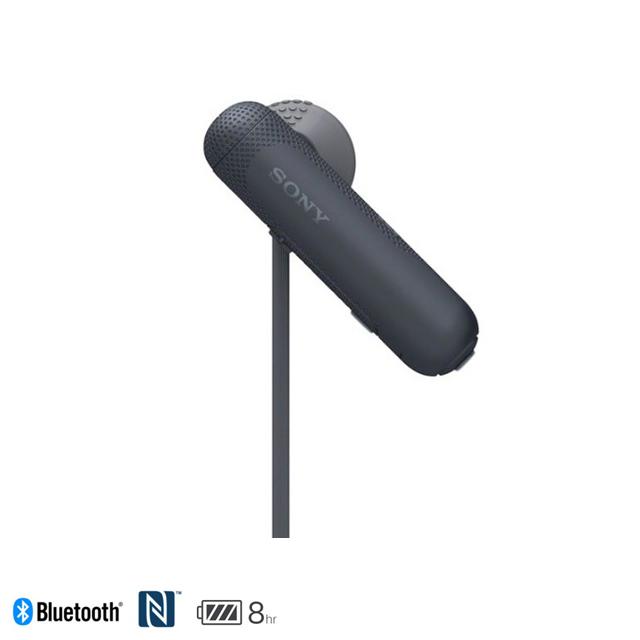 SONY 無線入耳式運動耳機 WI-SP500 黑