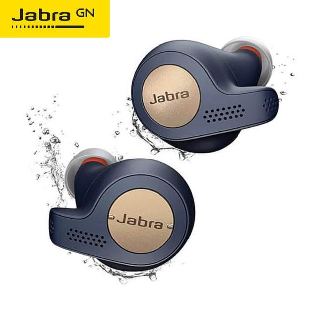 【Jabra】Elite Active 65t 真無線運動藍牙耳機(藍色)