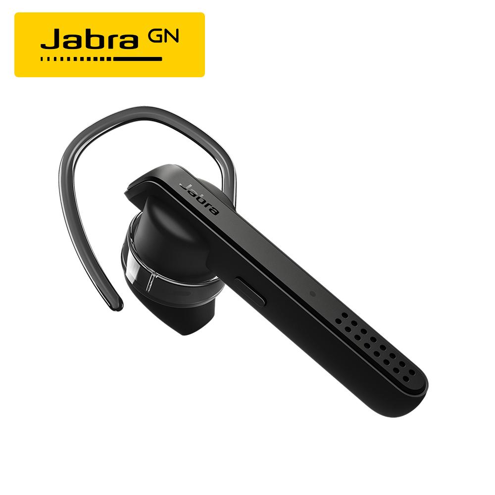 【Jabra】Talk 45 立體聲藍牙耳機(黑色)