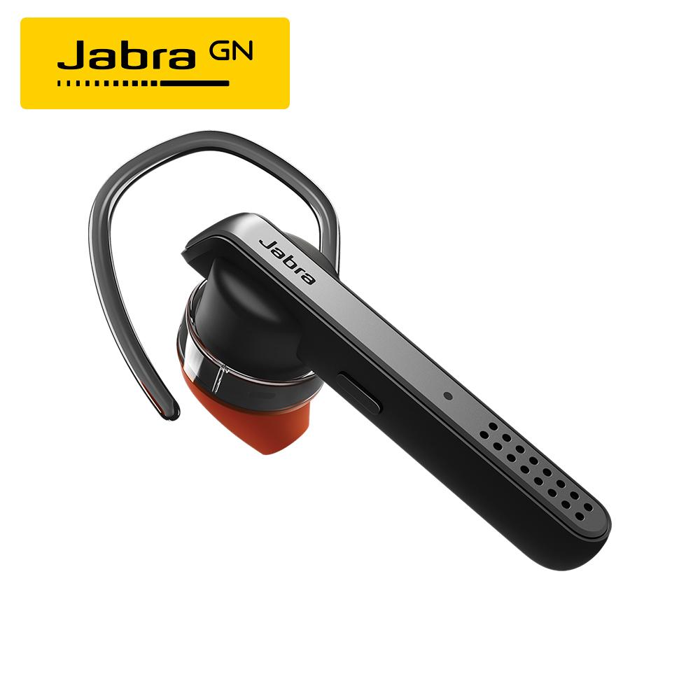 【Jabra】Talk 45 立體聲藍牙耳機(銀色)