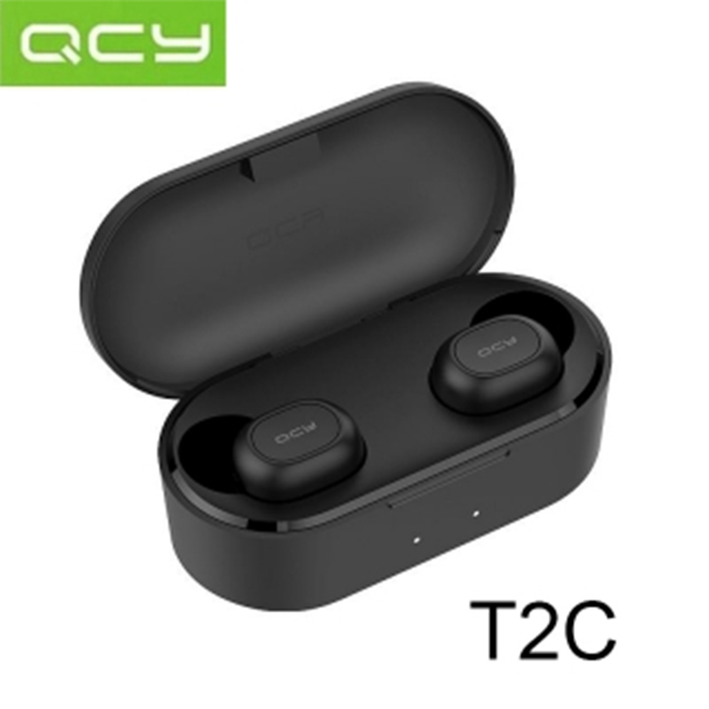 QCY T2C 雙耳 立體聲 藍牙 5.0 真無線 耳機
