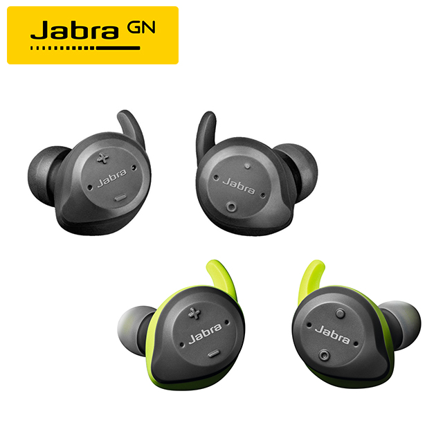 Jabra Sport 4.5hr 真無線運動藍牙耳機(公司貨)