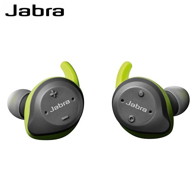Jabra Elite Sport 升級版 萊姆綠 真無線 運動藍牙耳機
