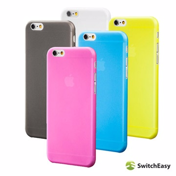 SwitchEasy 0.35 iPhone 6(4.7吋)超薄保護殼
