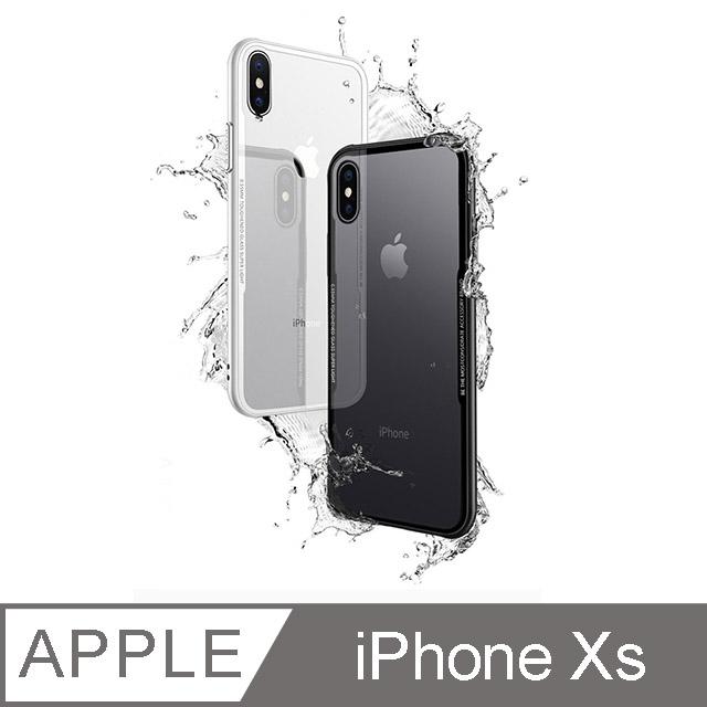 innowatt x DUZHI聯名款iPhone X晶鋼殼Crystal Glass (OLED 5.8吋)