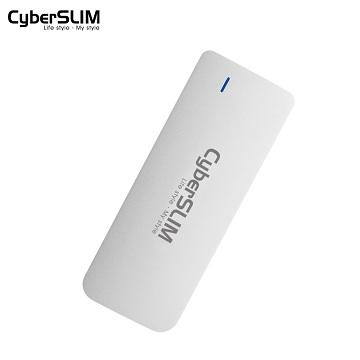 CyberSLIM M2 1TB 外接行動固態硬碟 USB3.1 (Type-C)