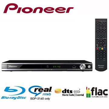 Pioneer先鋒 藍光播放機 BDP-3140