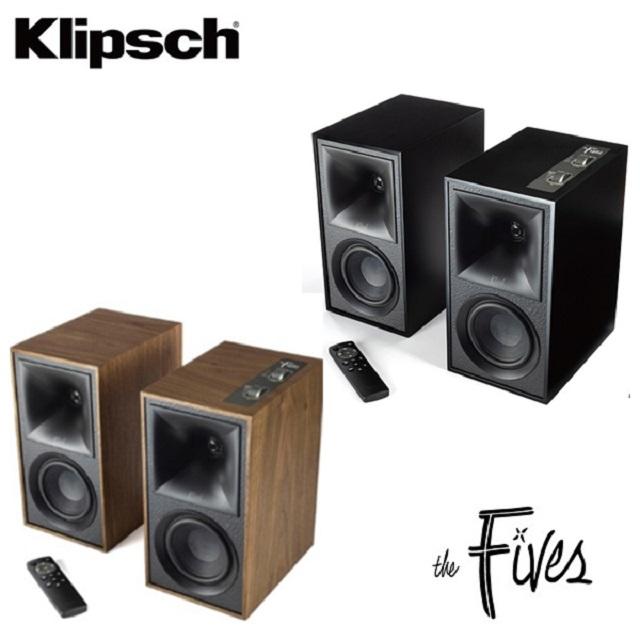Klipsch 古力奇 The Fives 主動式喇叭 (一對)