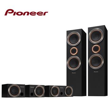 Pioneer先鋒 5聲道揚聲器系統 S-RS55TB(B)