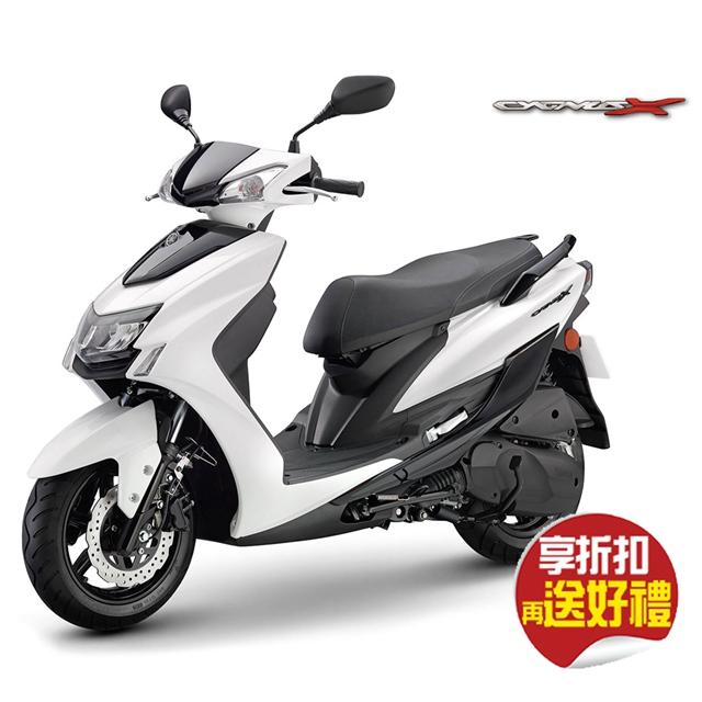 YAMAHA 山葉機車 CygnusX 新勁戰125雙碟-超跑DNA (開學特惠)