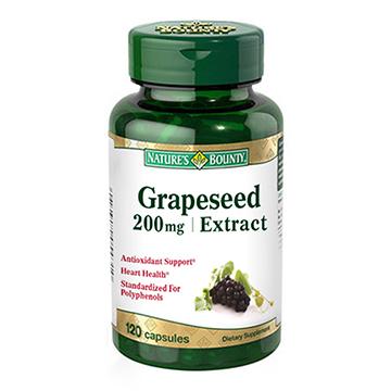 自然之寶葡萄籽菁萃膠囊食品2入