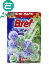 【易油網】德國 Bref 馬桶強力清潔芳香球 除菌 50g Persil Henkel 二入 松木香#56801
