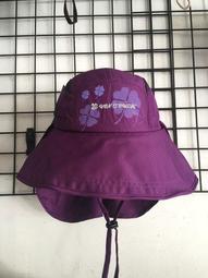 帽子 工作帽 遮陽帽 漁夫帽 紫色
