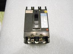台安電機 無熔線斷路器 (無熔絲開關)TO-100EC 3P 75A 【二手良品、功能正常】
