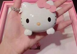 Hello Kitty 凱蒂貓 行動電源 8800mah 禮盒 送充電頭 線 另有小米電源 蘋果線 喇叭 無線電源